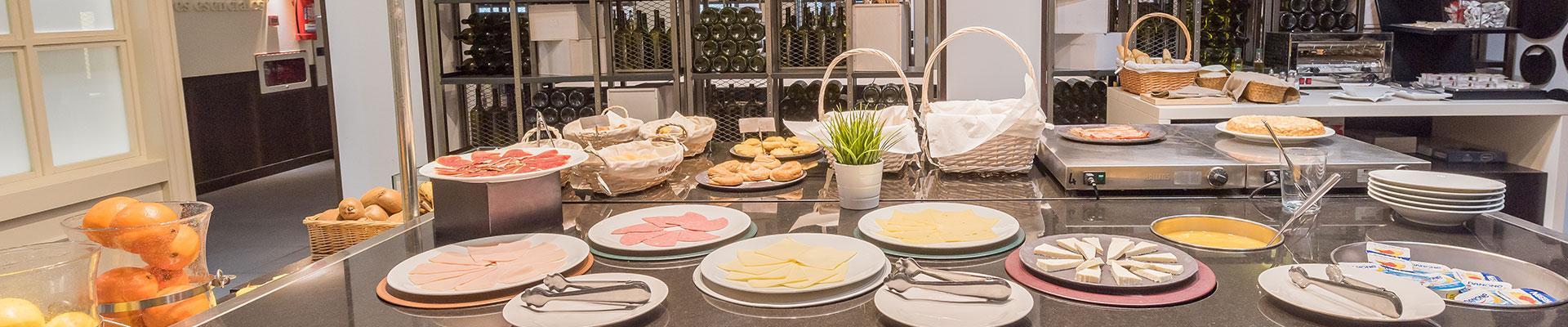 Propuestas gastronómicas Hotel Oriente