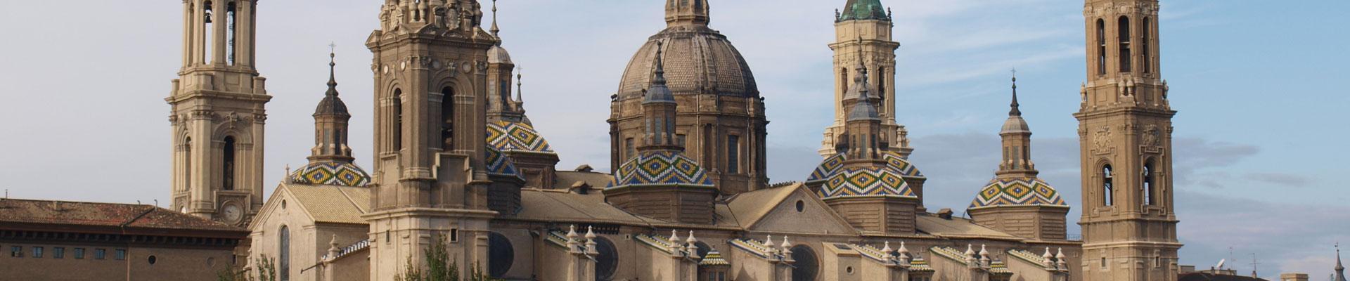 Turismo en Zaragoza. Hotel Oriente.